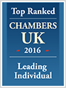 Top Ranked Chambers UK 2016